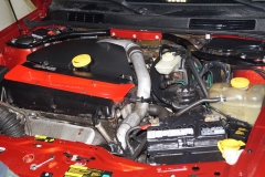 Engine Compartment After